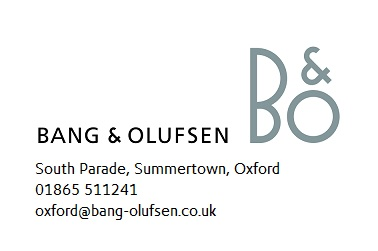 Bang & Olufsen of Oxford
