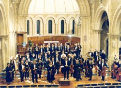St Giles Orchestra, Oxford - Oxfordshire's favourite amateur orchestra giving four concerts per year in Oxford and Didcot - click for more pictures